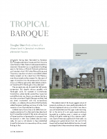 Tropical Baroque, by Douglas Blain