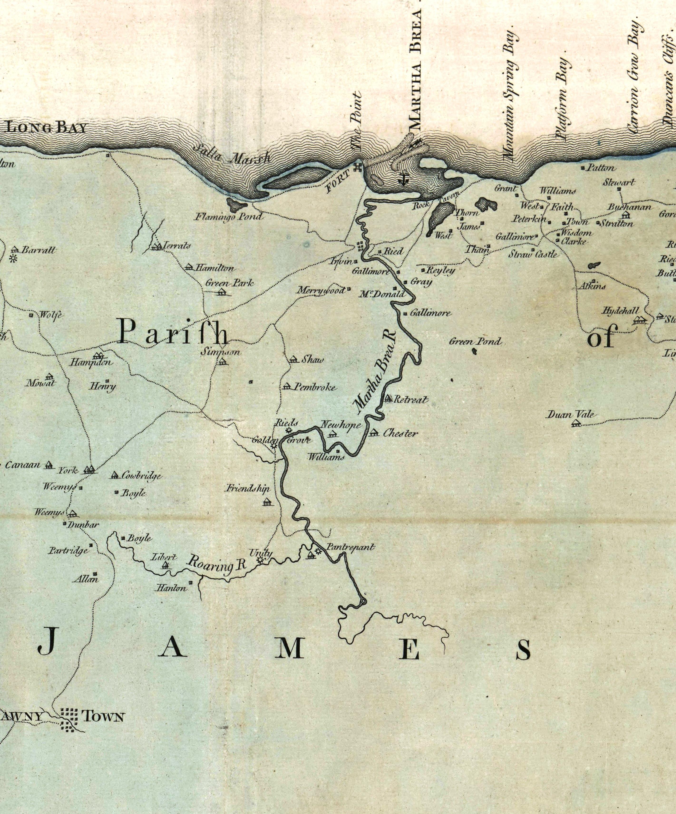 Craskell & Simpson 1763